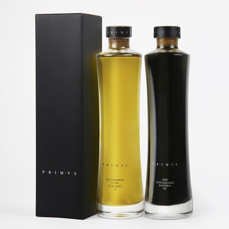 PRIMVS バルサミコ酢(10年熟成)IGPモデナ / AGED ACETO BALSAMICO DI MODENA IGP